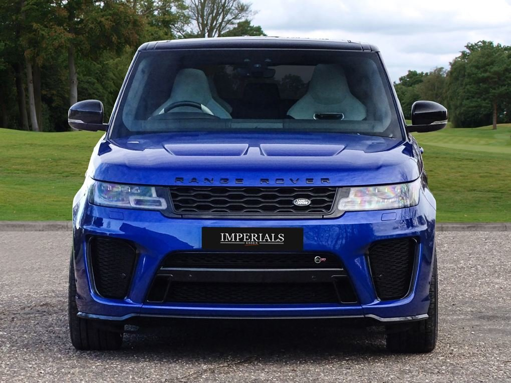 Land Rover  RANGE ROVER SPORT  SVR 5.0 V8SUPERCHARGED 2018 M For Sale (picture 11 of 24)