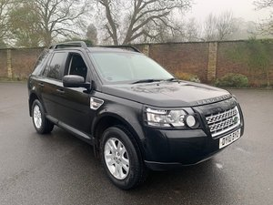2010 Land Rover Freelander SOLD by Auction