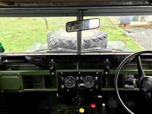 1970 Land Rover Series IIA 2.25cc Petrol Soft Top