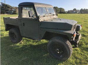 1981 Landrover Lightweight