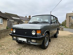 1989 Range Rover Classic 3.5i For Sale