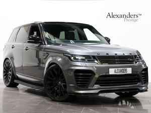 2018 18 68 RANGE ROVER SPORT HSE URBAN For Sale