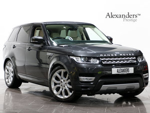 2017 17 67 RANGE ROVER SPORT 3.0 SD V6 HSE AUTO For Sale