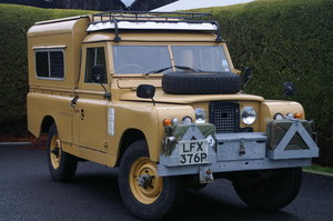 1965 Land Rover Series 2a 109 For Sale