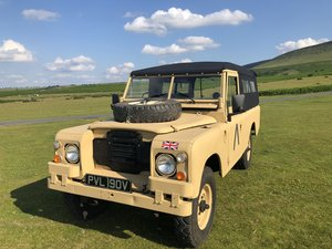 1979 Land Rover 109, Series 3, LOW MILEAGE