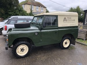 1972 Land Rover early series 3 2.25 diesel  For Sale