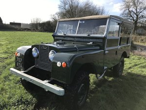 1958 Land Rover Series 1 - Petrol