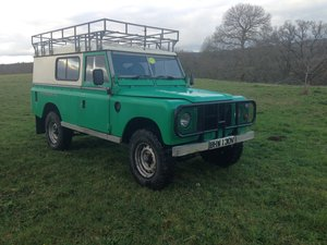 1980 Not restored, still with original chassis. For Sale