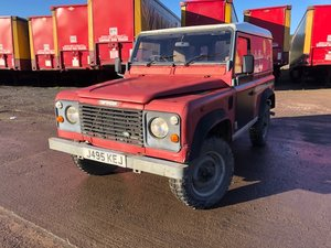 1992 Land Rover Defender 90, 200Tdi, Galvanised chassis For Sale
