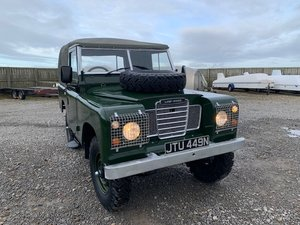 Picture of 1975 Land Rover® Series 3 RESERVED SOLD