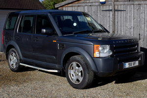 Land Rover Discovery 3 2.7 TD V6 S 7-Seat Auto, 2005 05 Reg For Sale