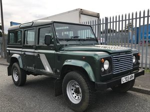 1994 land rover defender 110 300 tdi csw For Sale