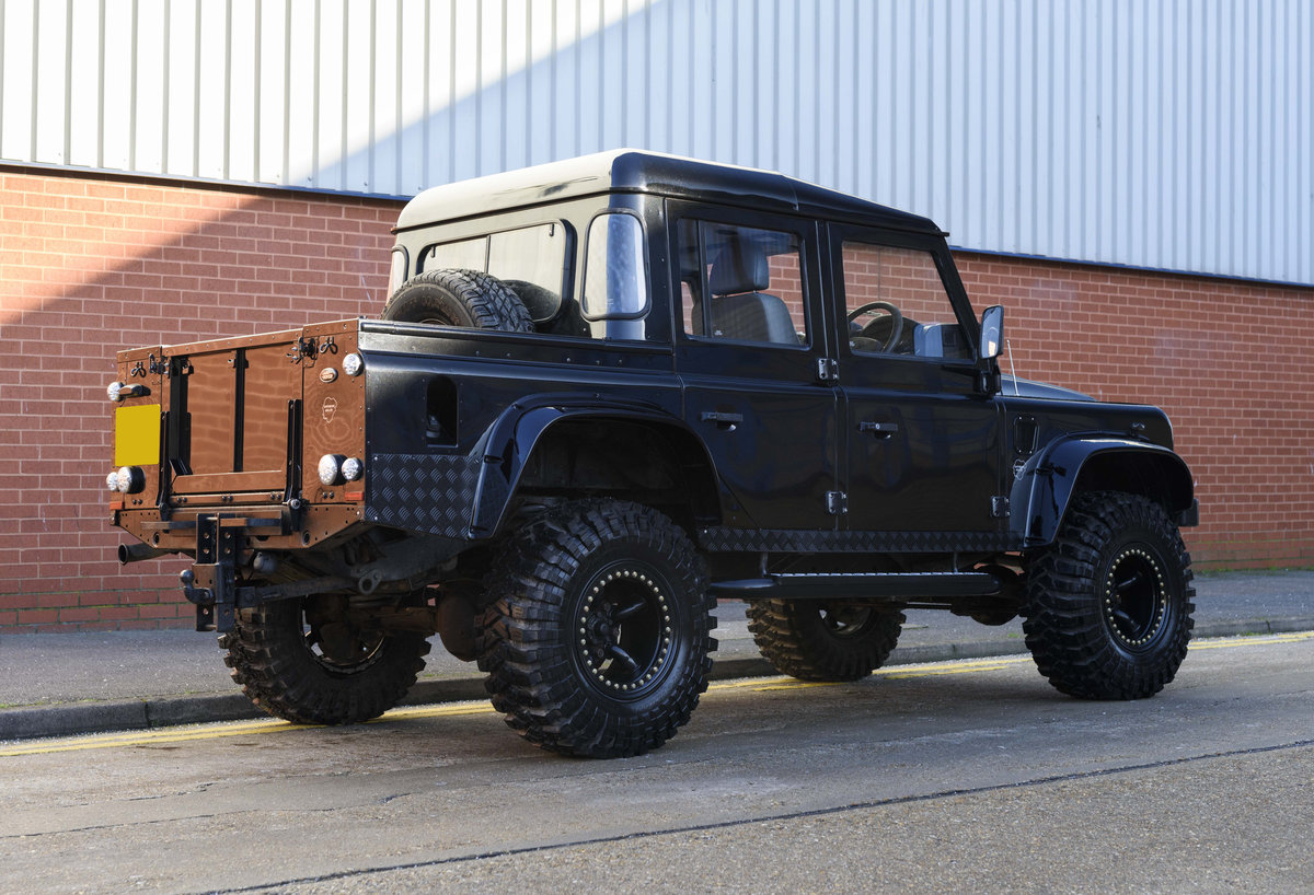 2007 Land Rover Defender 110 2.4 Tdci Pick Up (RHD) For Sale (picture 3 of 22)