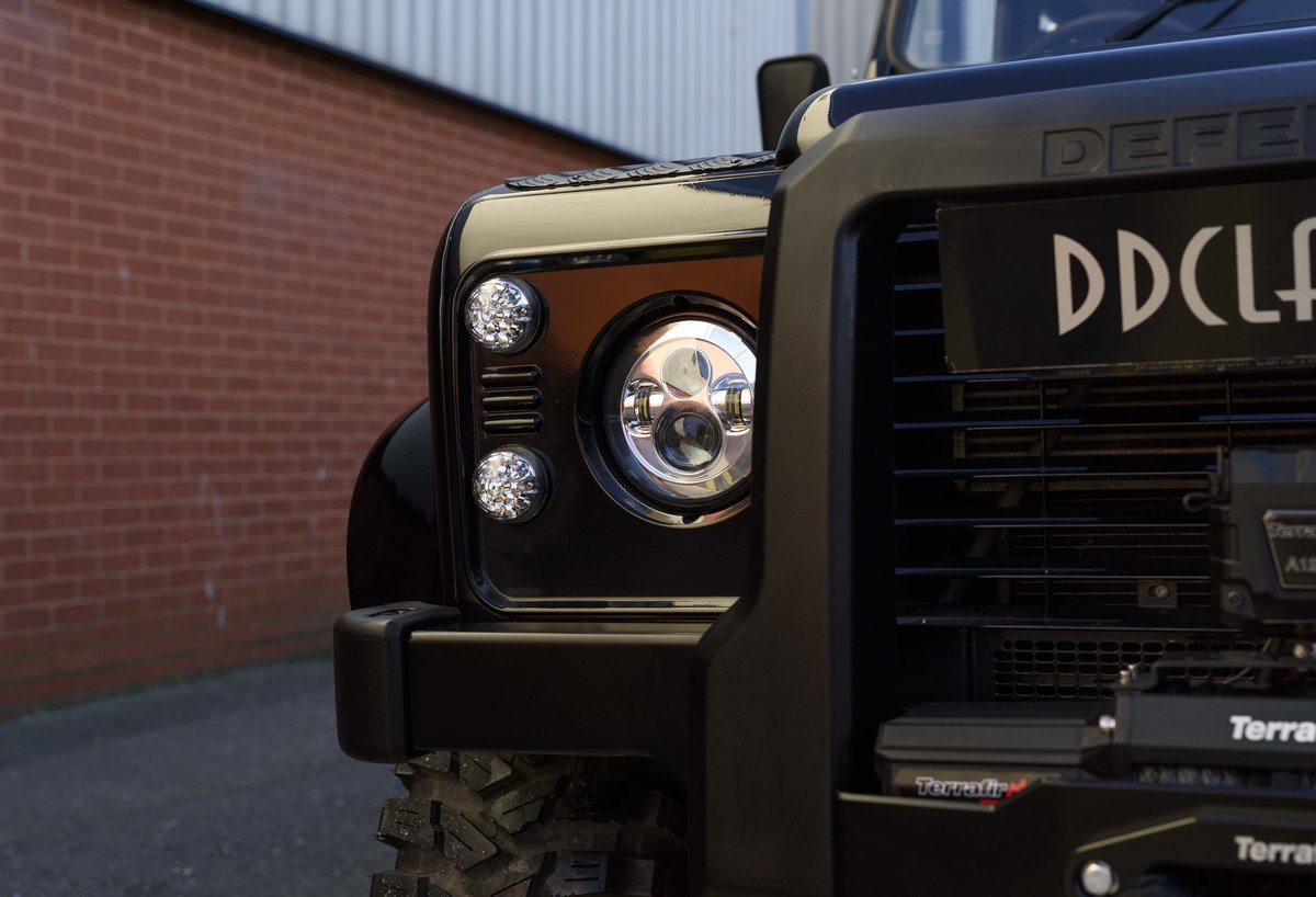 2007 Land Rover Defender 110 2.4 Tdci Pick Up (RHD) For Sale (picture 9 of 22)