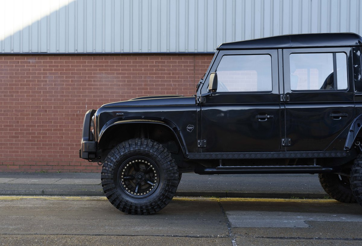 2007 Land Rover Defender 110 2.4 Tdci Pick Up (RHD) For Sale (picture 11 of 22)