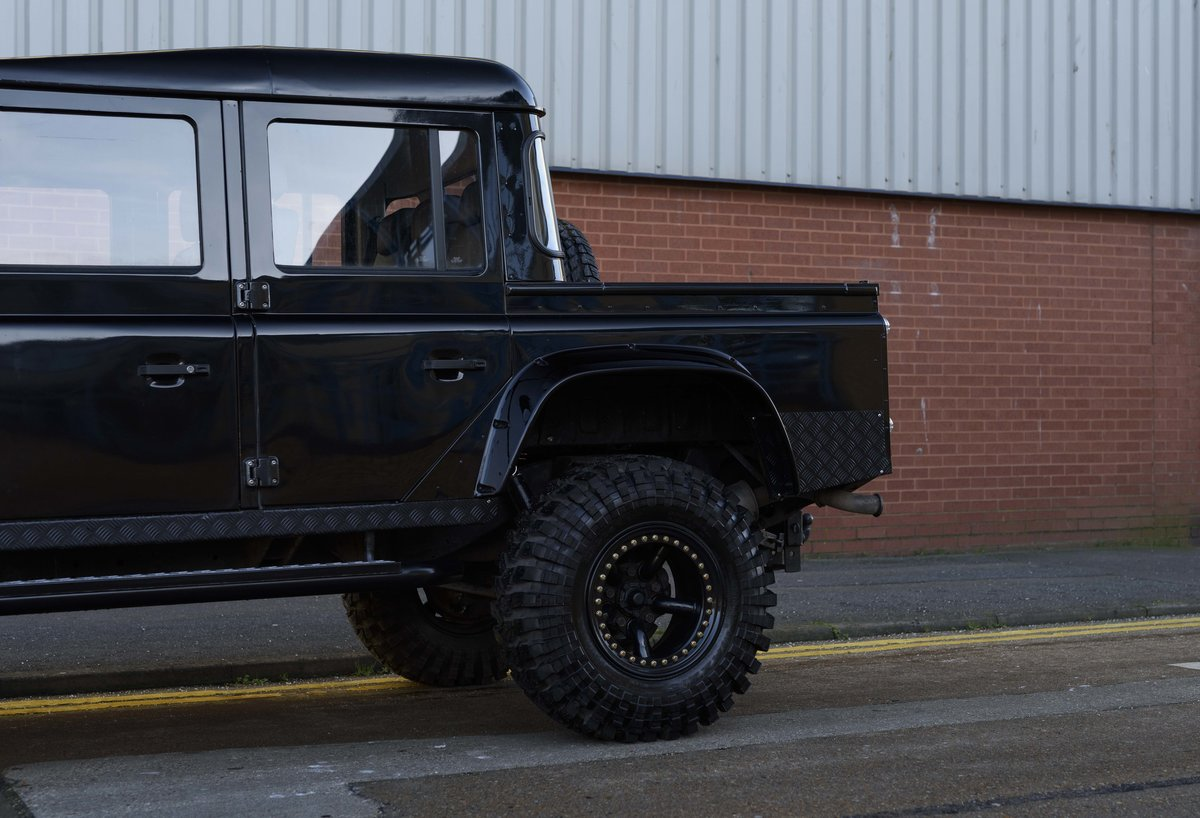 2007 Land Rover Defender 110 2.4 Tdci Pick Up (RHD) For Sale (picture 12 of 22)