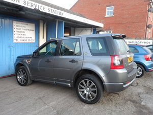 2008 64,400 MILES ONLY FULLY AUTOMATIC FREELANDER WITH A TOW BAR For Sale