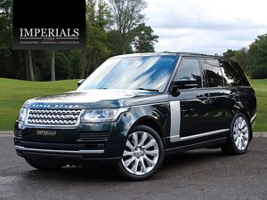 Land Rover  RANGE ROVER  3.0 TDV6 VOGUE 8 SPEED AUTO  28,948
