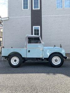 1954 Series 1 Fully restored