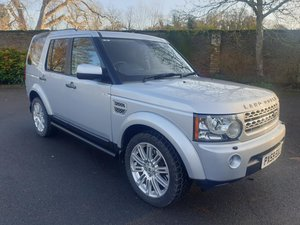 2009 Land Rover Discovery 4 SOLD by Auction