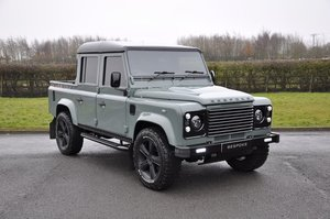 2012 Bespoke Defender 110 Double Cab