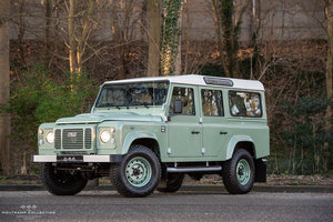 2015 LAND ROVER DEFENDER, just 26 Kms since new