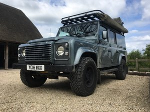 2016 Landrover Defender 110 Twisted For Sale