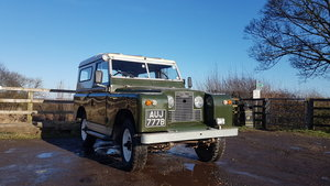 1964 Land Rover Series 2a  SOLD