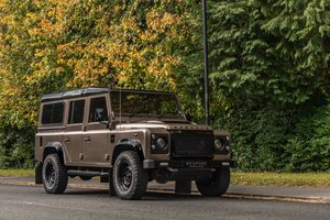2007 Bespoke Defender TD5 110 Station Wagon Automatic For Sale