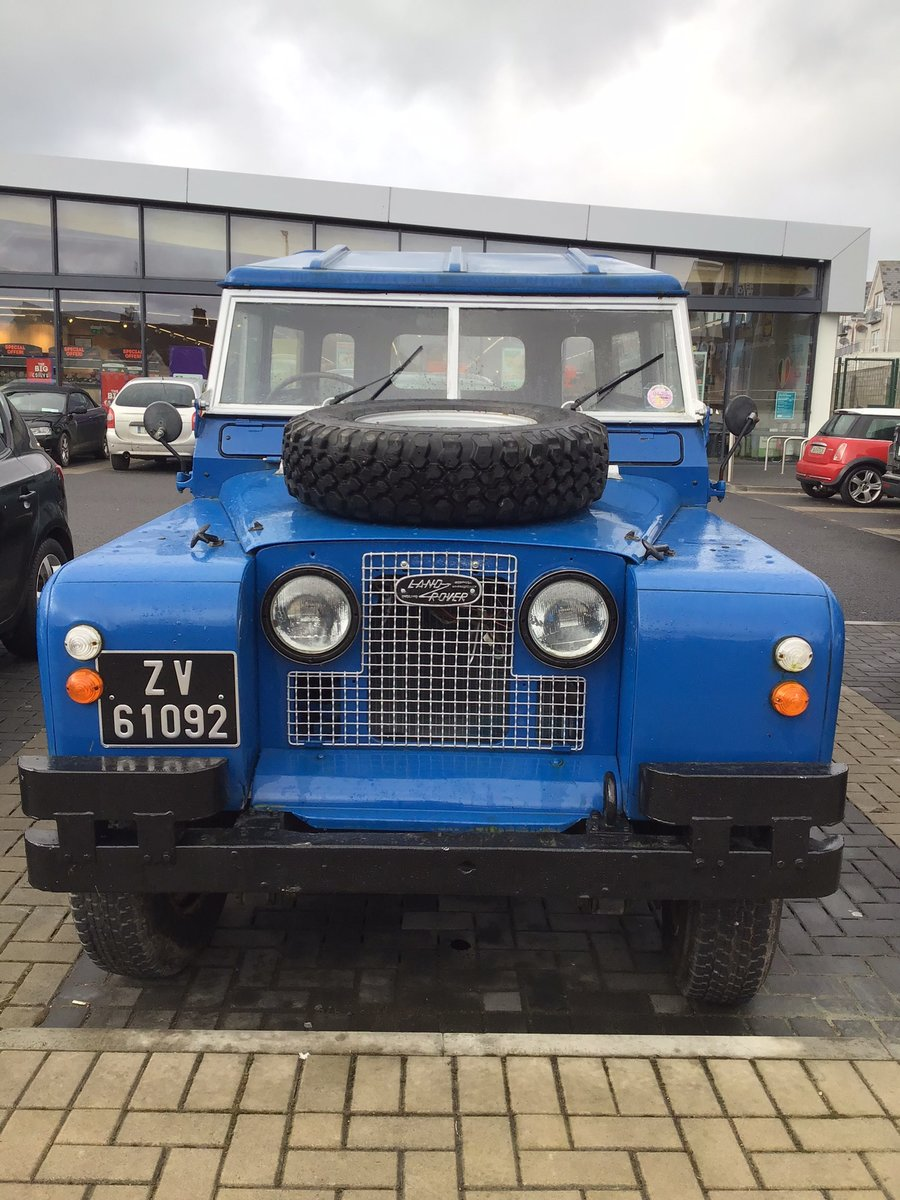 1965 Land Rover Series  2A  diesel - fully restored For Sale (picture 1 of 6)