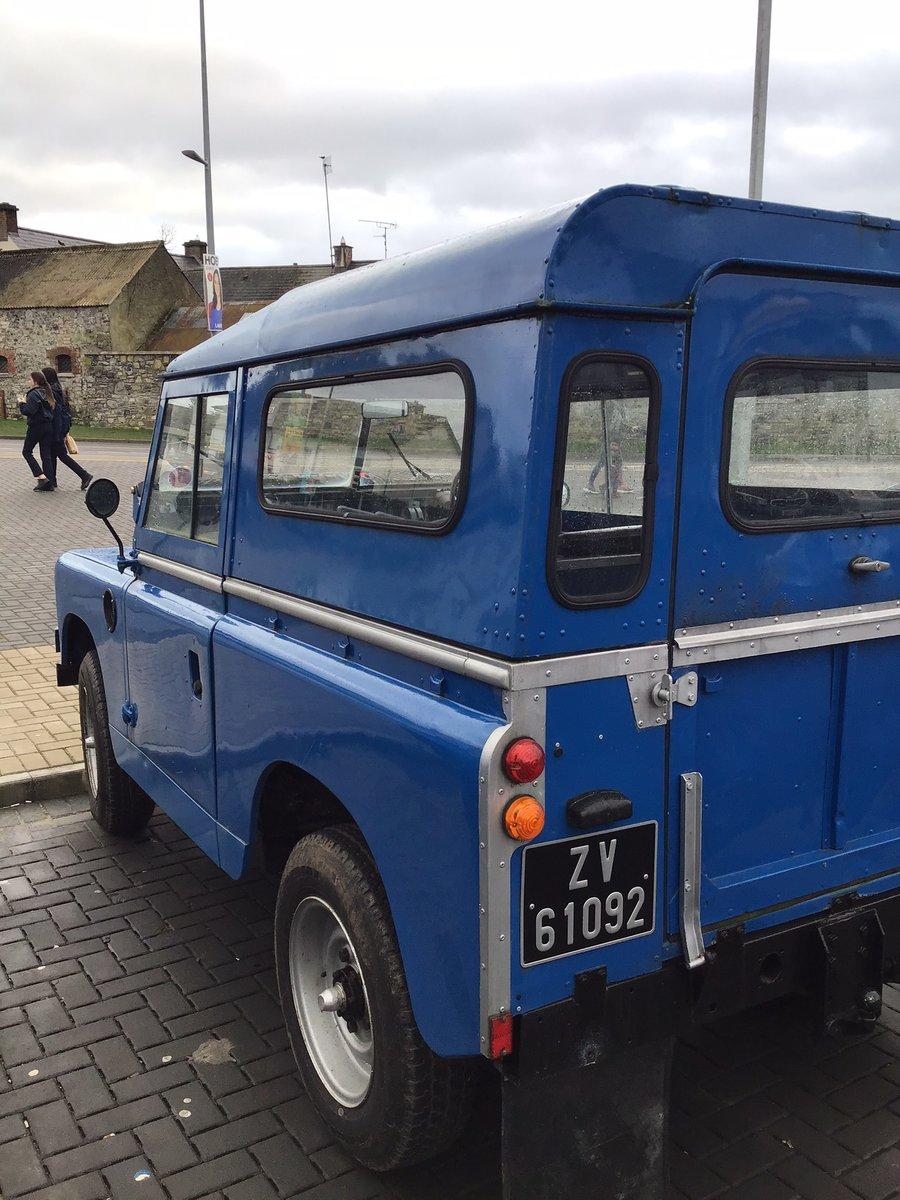 1965 Land Rover Series  2A  diesel - fully restored For Sale (picture 3 of 6)