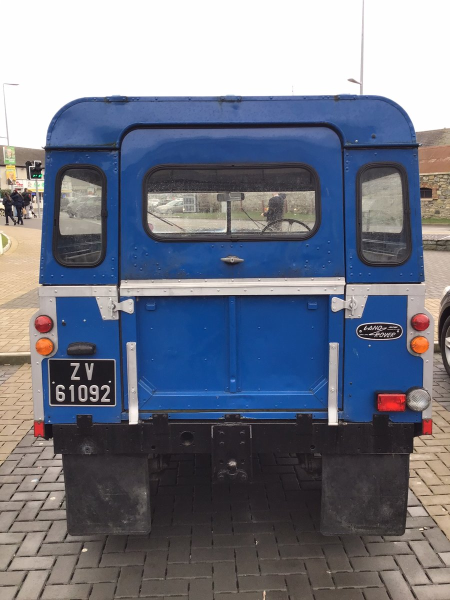1965 Land Rover Series  2A  diesel - fully restored For Sale (picture 4 of 6)