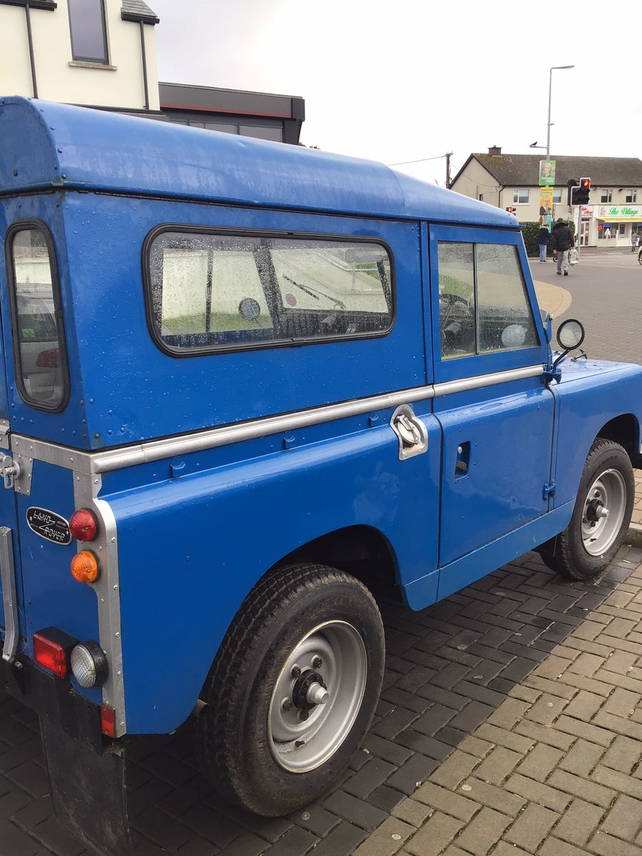 1965 Land Rover Series  2A  diesel - fully restored For Sale (picture 6 of 6)