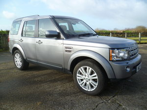2012 Discovery 4 SDV6 XS For Sale