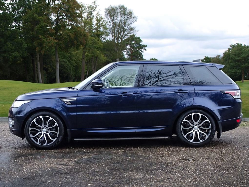 Land Rover  RANGE ROVER SPORT  3.0 SDV6 HSE 2017 MODEL EU6 8 For Sale (picture 2 of 24)