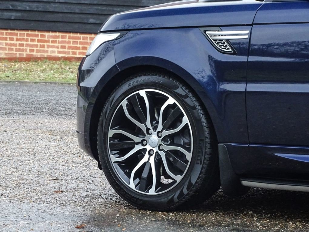 Land Rover  RANGE ROVER SPORT  3.0 SDV6 HSE 2017 MODEL EU6 8 For Sale (picture 5 of 24)