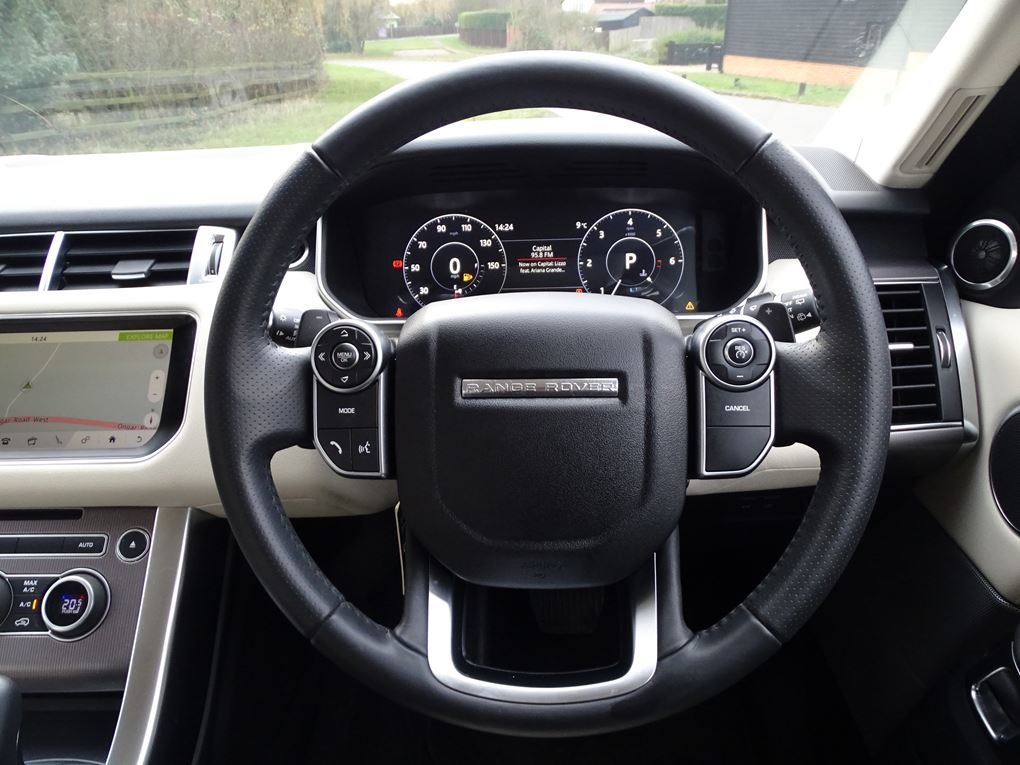 Land Rover  RANGE ROVER SPORT  3.0 SDV6 HSE 2017 MODEL EU6 8 For Sale (picture 7 of 24)