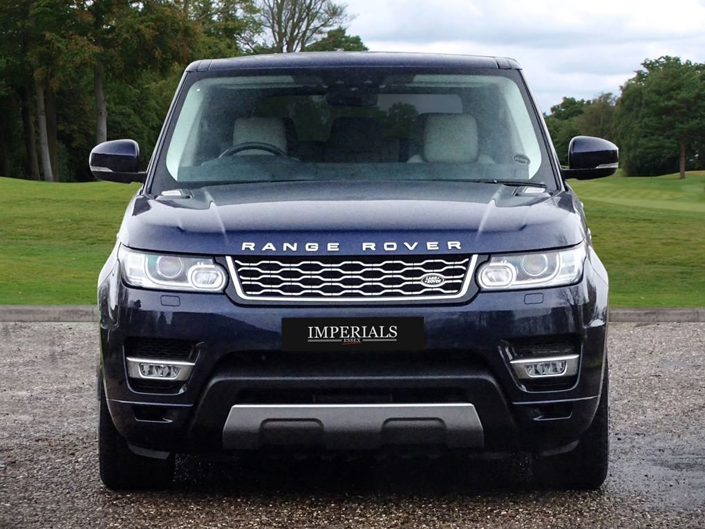 Land Rover  RANGE ROVER SPORT  3.0 SDV6 HSE 2017 MODEL EU6 8 For Sale (picture 10 of 24)