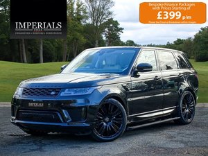 Picture of 2019 Land Rover  RANGE ROVER SPORT  3.0 SDV6 HSE DYNAMIC 8 SPEED