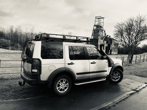 2007 LANDROVER DISCOVERY 3 SPECIAL EXPEDITION  For Sale