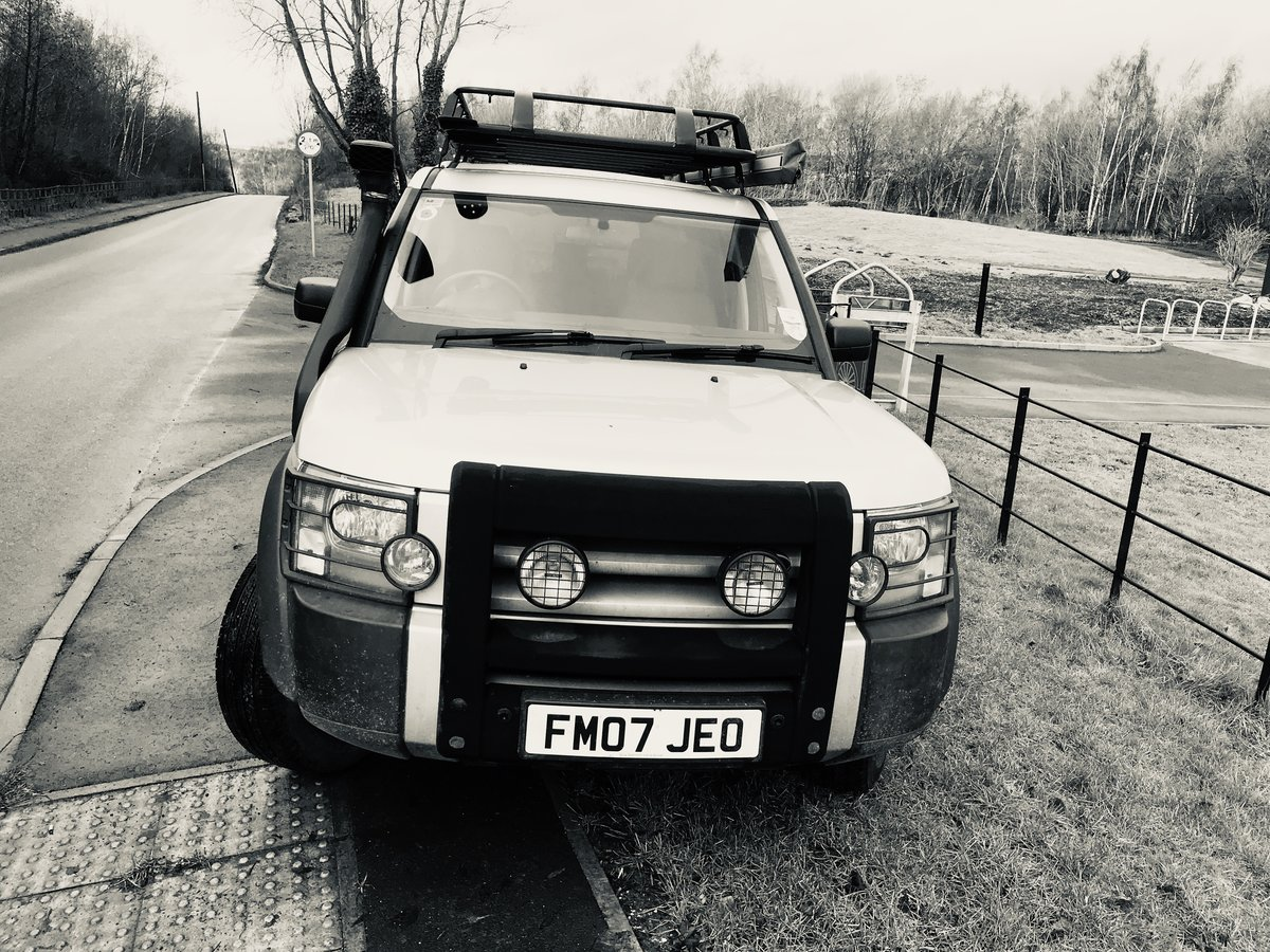 2007 LANDROVER DISCOVERY 3 SPECIAL EXPEDITION SOLD | Car And