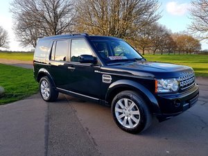 Picture of 2013  LHD LAND ROVER DISCOVERY 4, 3.0 SDV6 SE,LEFT HAND DRIVE