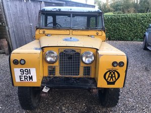 Picture of 1961 Land Rover Series 2 II 88 SOLD