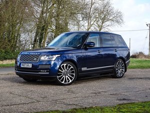 2017 Land Rover  RANGE ROVER  5.0 V8 SUPERCHARGED AUTOBIOGRAPHY 2 For Sale