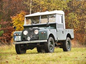 """Series One 86"""" 4.6-litre V8"""
