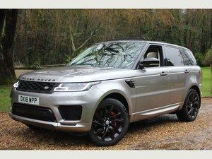 2018 Land Rover Range Rover Sport 5.0 V8 Autobiography Dynamic Au For Sale