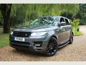 2014 Land Rover Range Rover Sport 3.0 SD V6 HSE 4X4 (s/s) 5dr TOP For Sale