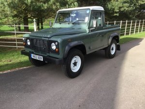 2012 Land Rover Defender 90 Pickup For Sale by Auction