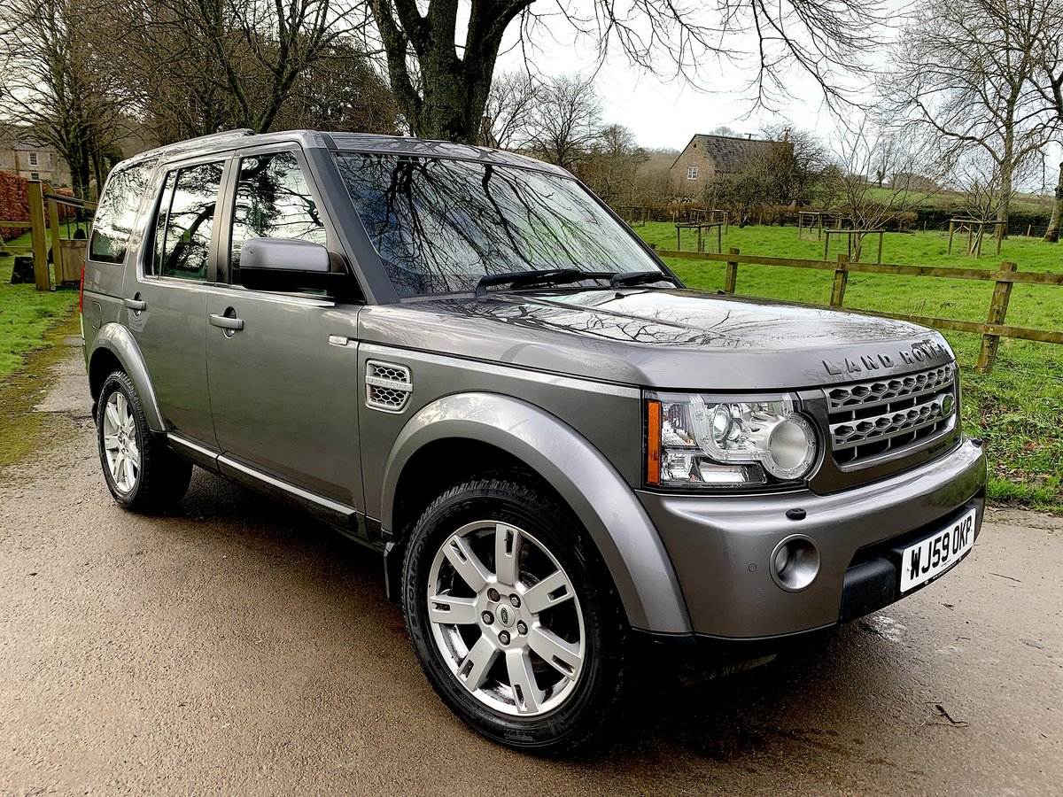 2009 Discovery 4 3.0 TD V6 XS  SOLD (picture 1 of 6)