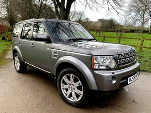 2009 Discovery 4 3.0 TD V6 XS